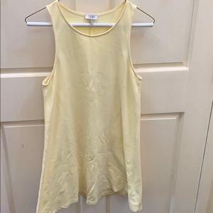 Yellow sun dress